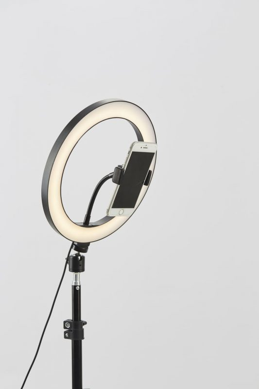 Ring Light de cote