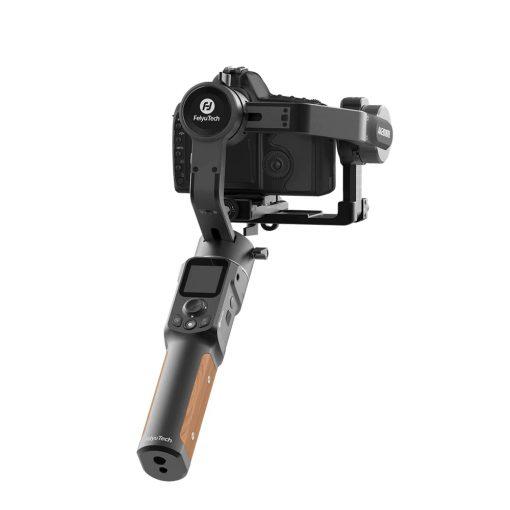 FeiyuTech officiel AK2000C DSLR dos
