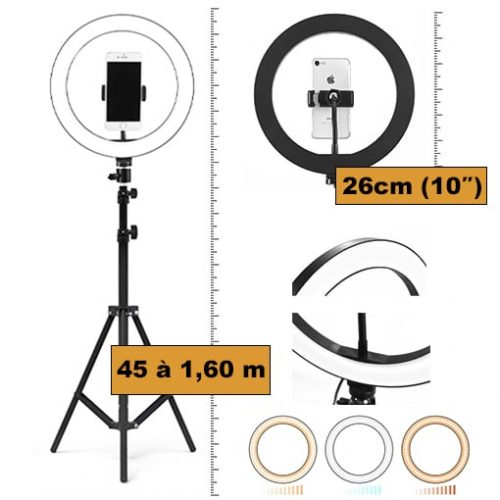 Ring Light Medium Produit 2