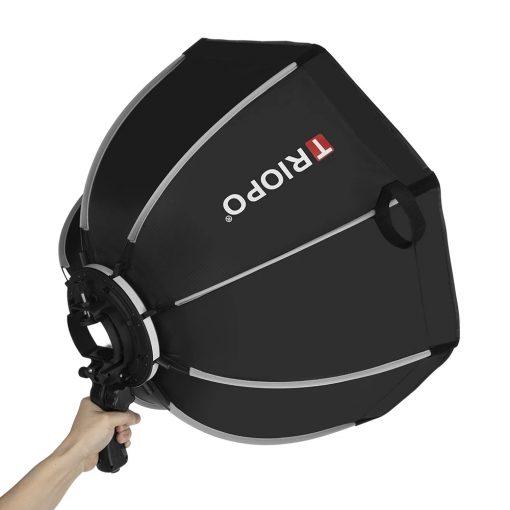 Softbox photo - Triopo - 120cm parapluie