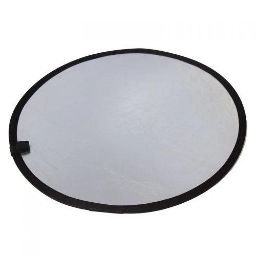 Réflecteur lumière - 60cm or argent 2 en 1 latérale