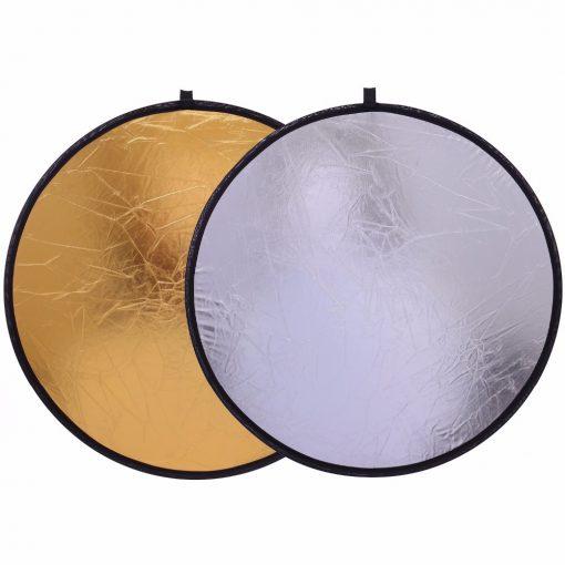 Réflecteur photo - 50cm 2 en 1 double