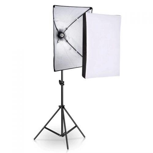 Réflecteur photo - 50x70 cm avec pied