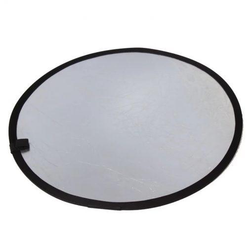 Réflecteur photo - 60cm or argent plate