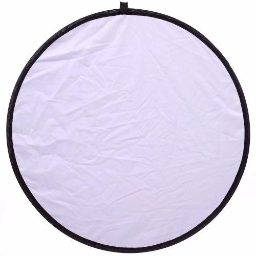 Réflecteur photo - 80cm - 5 en 1 blanc