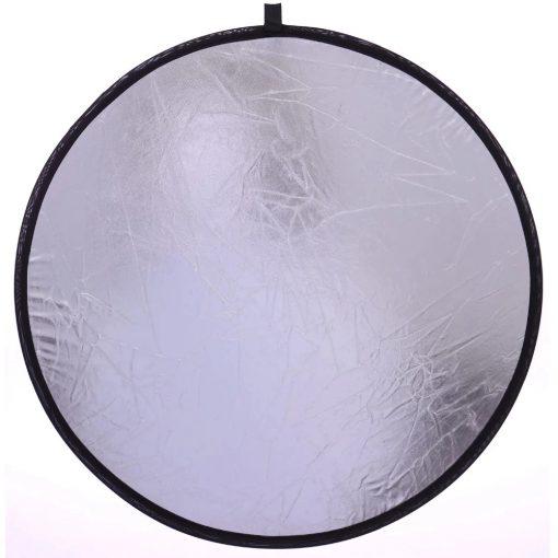 Réflecteur photo - 80cm - 5 en 1 gris
