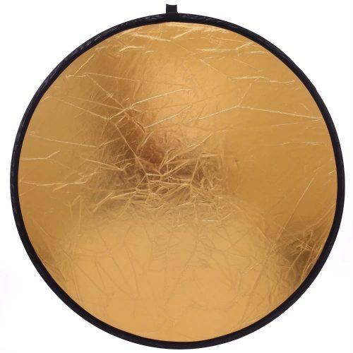 Réflecteur photo - 80cm - 5 en 1 or