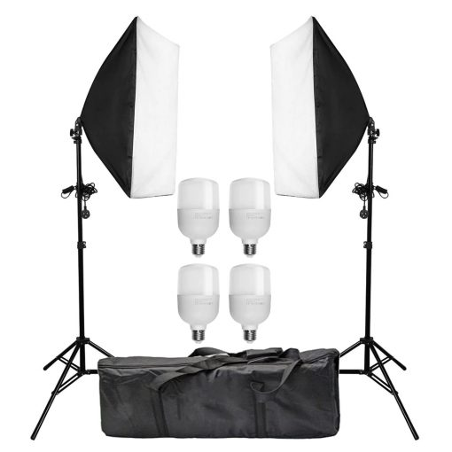 kit studio photo débutant - Extra complet