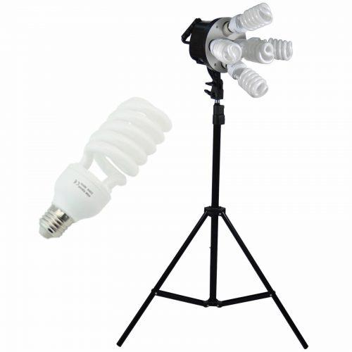 kit studio photo débutant - Tout en un flash