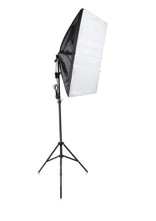 kit studio photo professionnel - focus éclairage