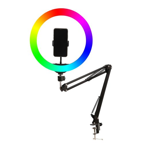 Anneau lumineux RGB 6